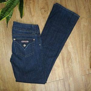 HUDSON Flare Jeans Sz 25